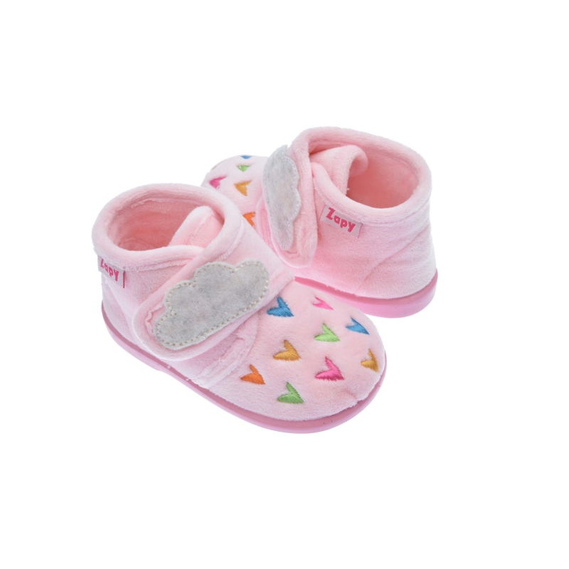 Zapatillas ni a andar por casa zapy rosa 20303 calzados - Zapatillas andar por casa originales ...
