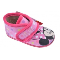 1096 ZAPATILLAS CASA MINNIE FRESA