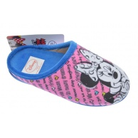 1294 ZAPATILLAS CASA MINNIE FRESA