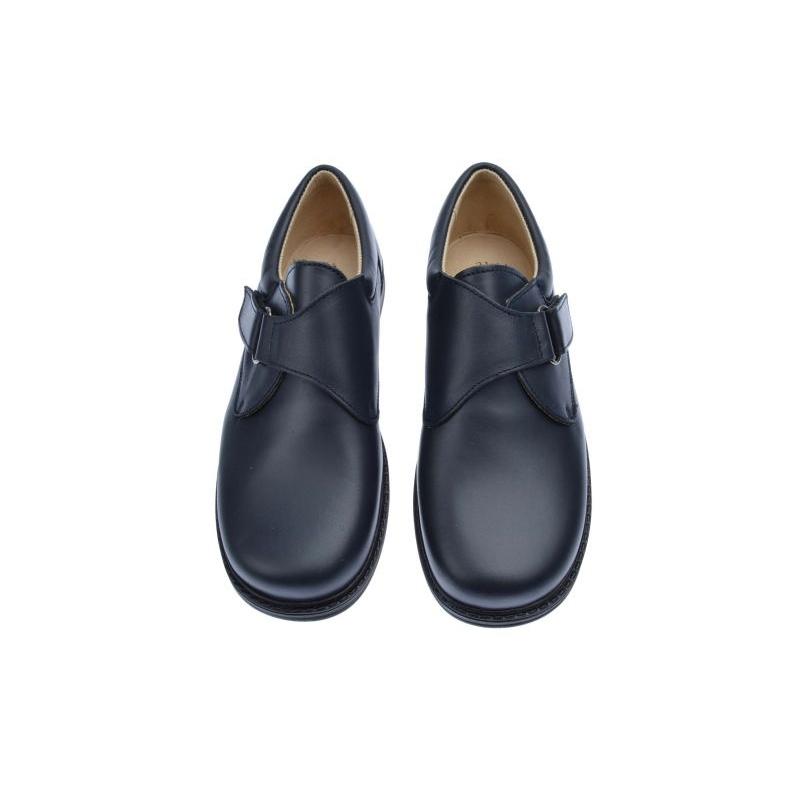 73ef0f188 Zapatos colegiales Petit Ser de niño color marino