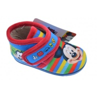 1095 ZAPATILLAS DE ESTAR EN CASA MICKEY AZULON