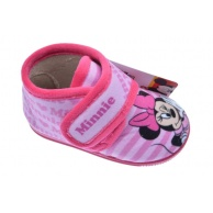 ZAPATILLAS DE ESTAR EN CASA MINNIE FUCSIA 1096/4