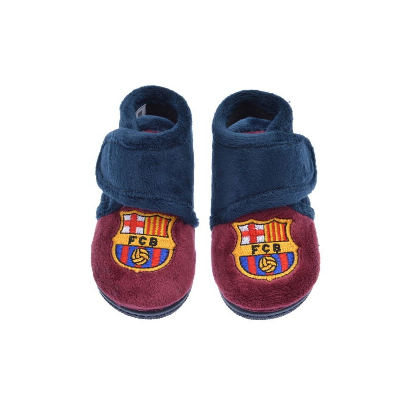 Zapatillas andar por casa de ni o fc barcelona - Zapatillas andar por casa originales ...