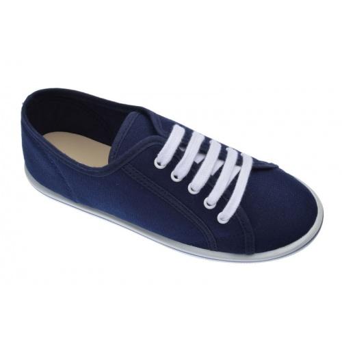 nuevo lanzamiento muy barato tienda Zapatillas azul marino para niño -Chuches.