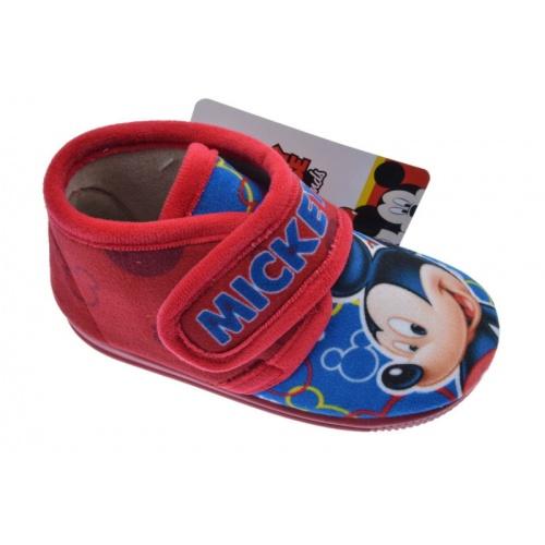 Mickey Casa Niño 10956 Rojo Zapatillas Andar Por sxCtQrdh