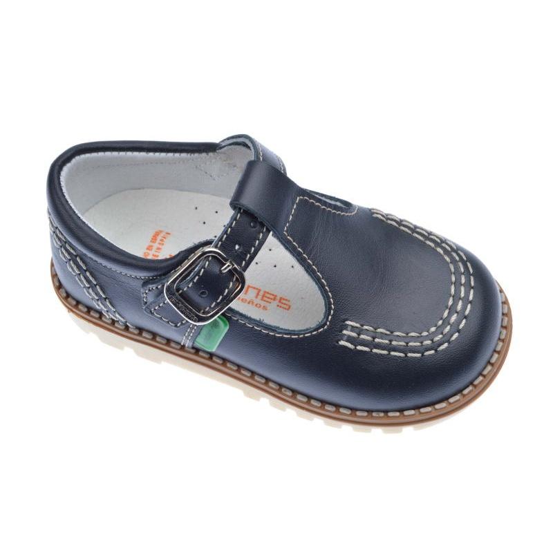5dc74ad2c1d91 Zapatos de Niño de piel ¡Muy a la moda! ▷ Calzados Galera ...