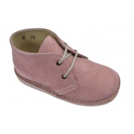 BOTAS NIÑO BARRITOS SERRAJE ROSA ANTIQUE 2
