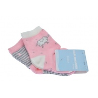 PACK 2 CALCETINES BABY CARLOMAGNO R138