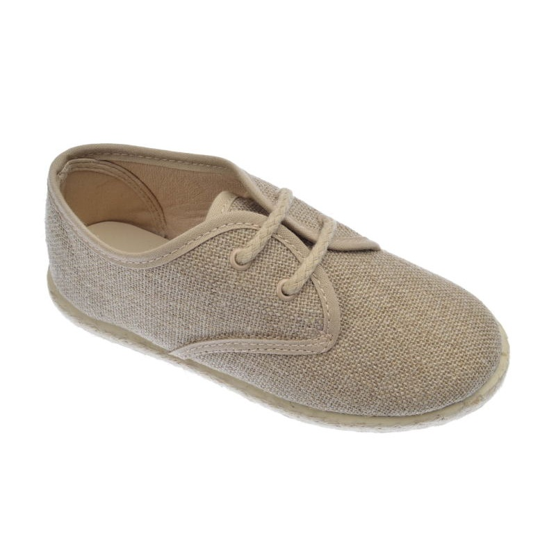 c4ddc96b ZAPATILLAS SPORT CHUCHES LINO NATURAL 34014 ...
