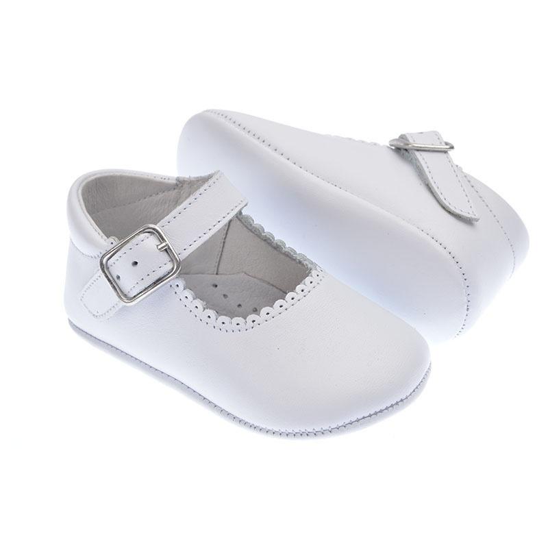 Blancos Bebé Niña Para De Zapatos 81gt4w4 FT1lcKJ3