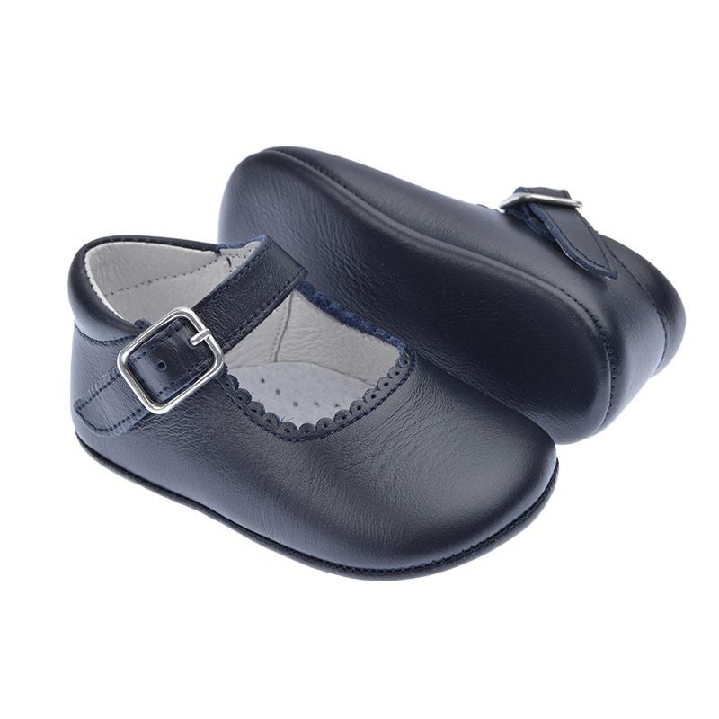 Zapatos azul marino para bebé PZoniK8