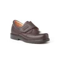 ZAPATOS NIÑO ANGELITOS MARRON 435