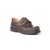 ZAPATOS NIÑO ANGELITOS MARRON 452