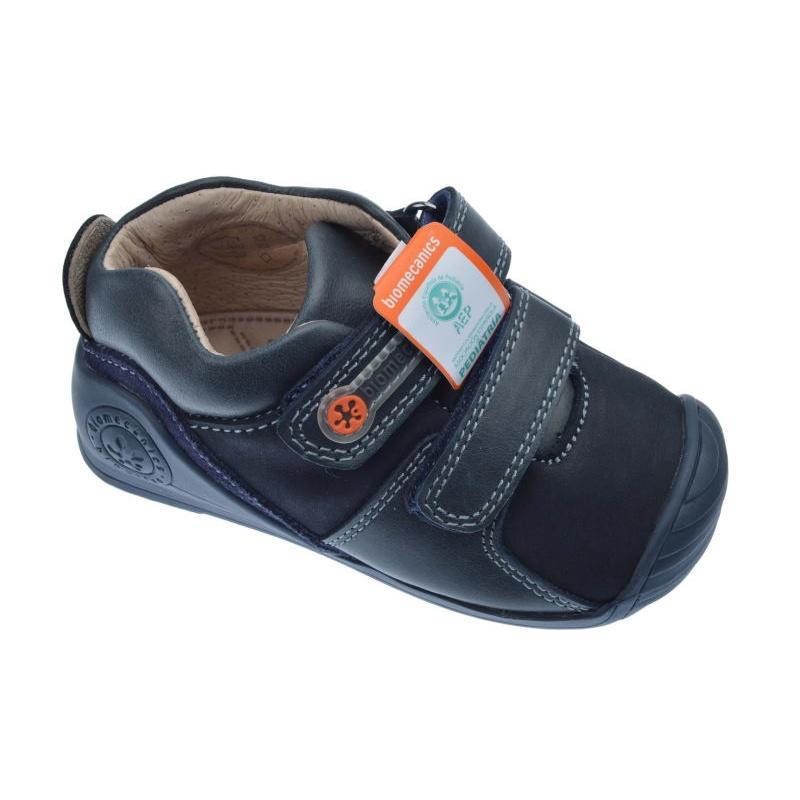 Sandalias y chanclas para niño Galera#cuero Biomecanics
