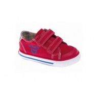 ZAPATILLAS NIÑO PABLOSKY CANVAS RED 953060