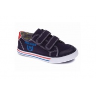 ZAPATILLAS NIÑO PABLOSKY CANVAS NAVY 954120