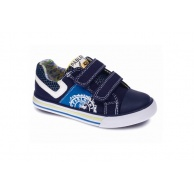 ZAPATILLAS LONA NIÑO PABLOSKY CANVAS NAVY 954520