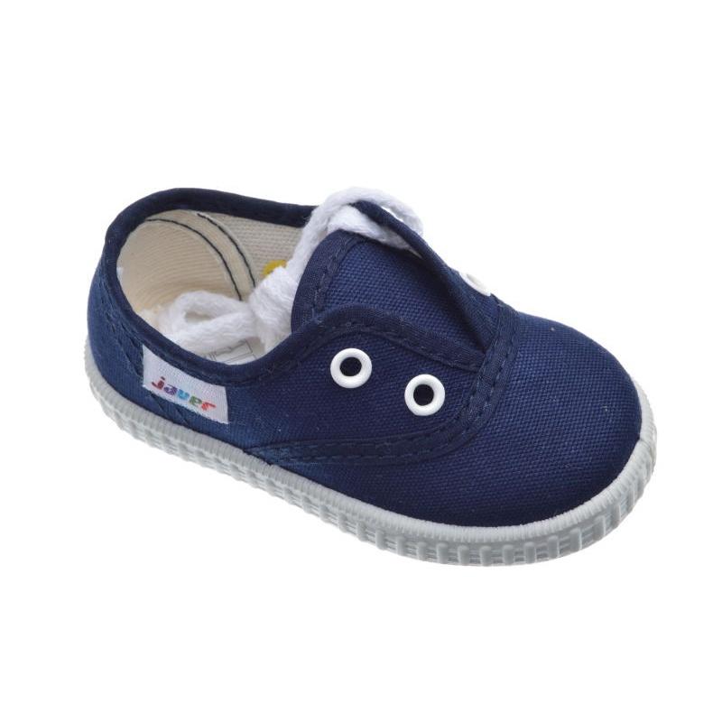 Zapatos de lona para niño azul AJvwGu