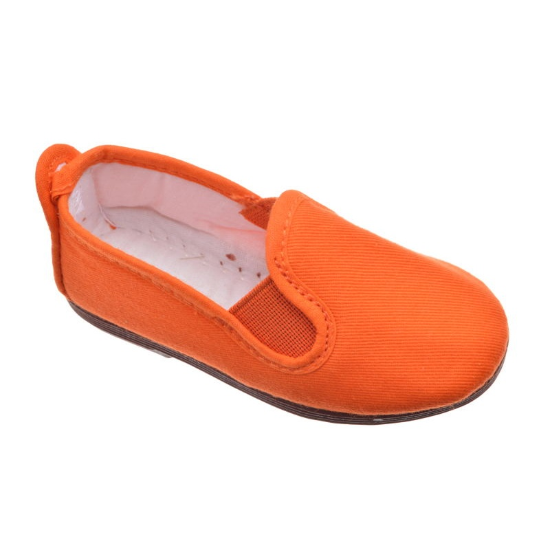De Lona Kung Fu Javer Naranjas Zapatillas 55 vN8wm0Ony